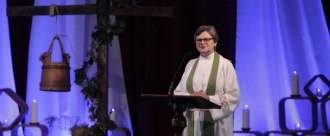 Rev. Alice Rogers at MWAW 2018